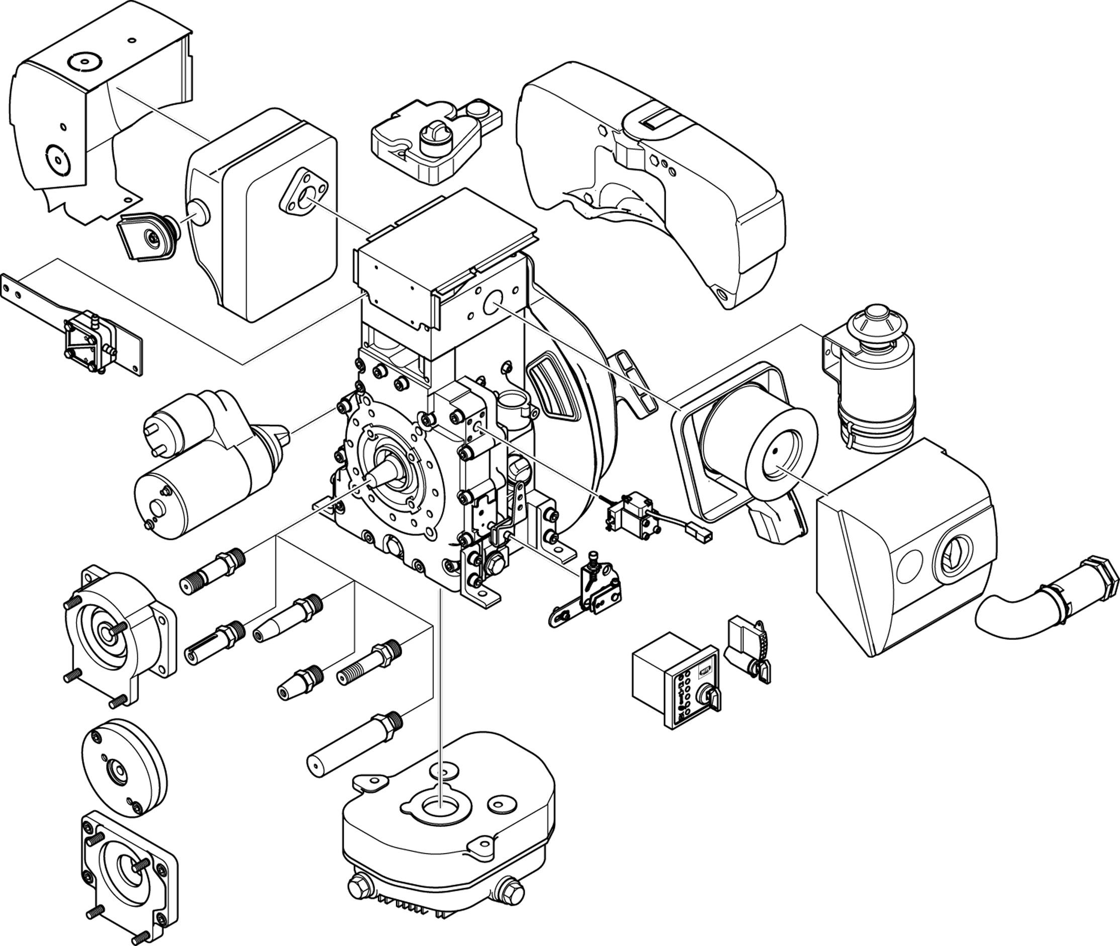 moteurs diesel hatz le moteur diesel 1d42 est puissant. Black Bedroom Furniture Sets. Home Design Ideas